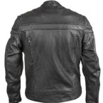 Vented Motorcycle Riding Jacket