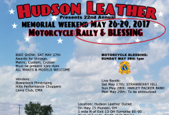 Motorcycle Rally & Blessing 2017
