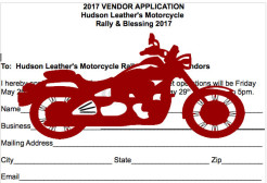 Vendor Application-2017