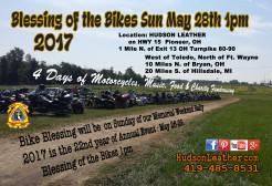 Bike Blessing 2017
