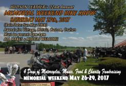 Memorial Weekend Bike-Show 2017