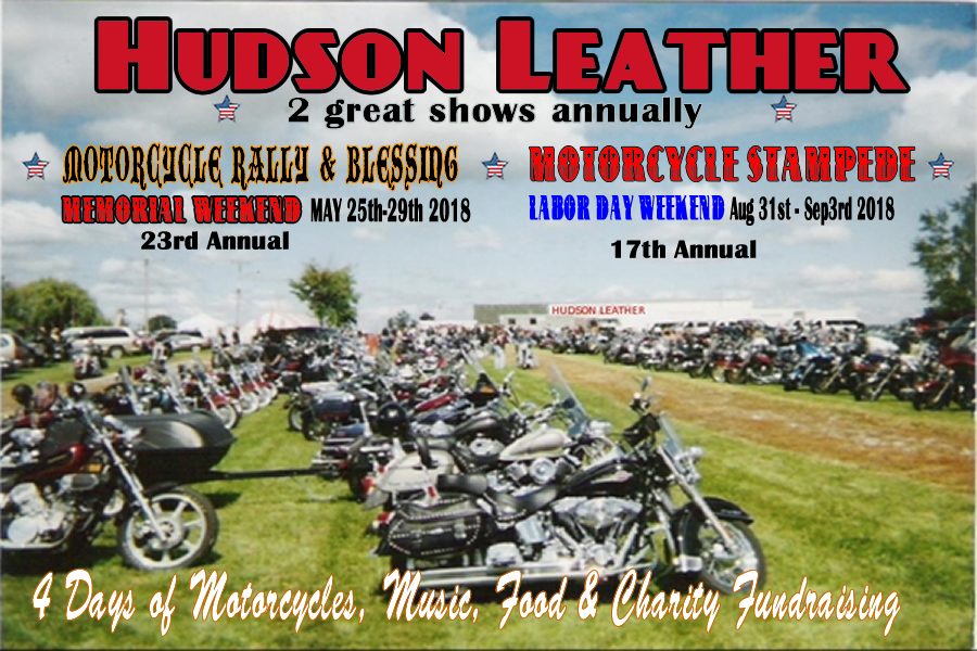 Hudson Leather | The Best Leather on Earth!