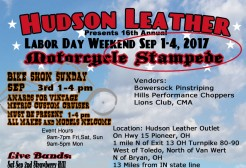Motorcycle Stampede 2017 Coupon