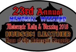 Motorcycle Rally & Blessing 2018 Vendor Applications