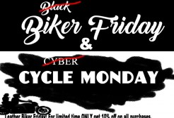 Biker Friday & Cycle Monday