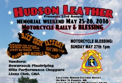 Motorcycle Rally & Blessing