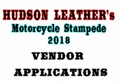 Motorcycle Stampede Vendor Applications