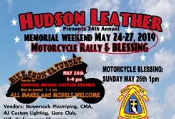 Memorial Weekend Rally & Blessing 2019
