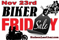 Biker Friday Sale