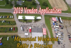 Vendor App-2019 Motorcycle Rally & Blessing