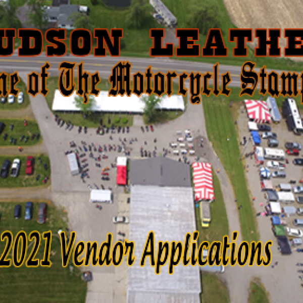 2021 Vendor Applications